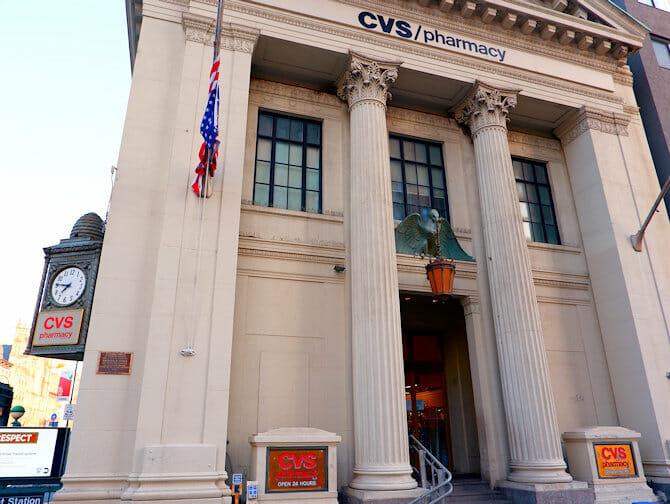 Supermercados en Nueva York - CVS
