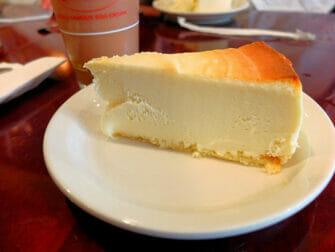 Los mejores cheesecakes de Nueva York - Juniors