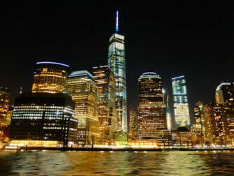 Restaurantes en Nueva York - Cruceros con cena