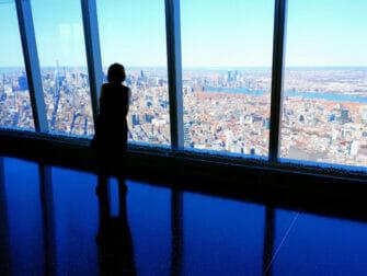 Nueva York está vacunando a turistas - One World Trade Center en Nueva York
