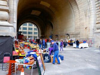 Mercadillos en Nueva York - Dumbo Flea Market