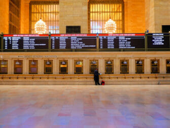 Metro North Railroad en Nueva York - Tickets