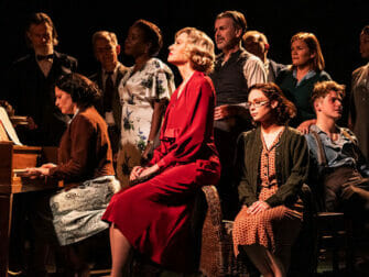Tickets para The Girl from the North Country on Broadway - Elenco