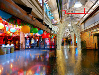 Chelsea en Nueva York - Chelsea Market