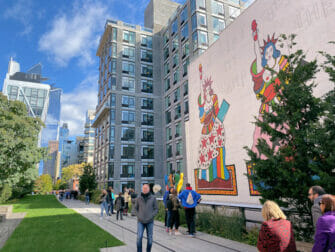 Chelsea en Nueva York - High Line