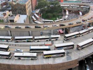 New Jersey Transit en Nueva York