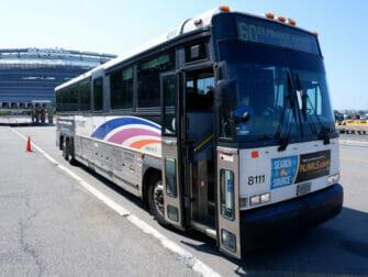 New Jersey Transit en Nueva York NJ Transit- Bus