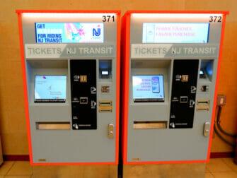 New Jersey Transit en Nueva York NJ Transit - Tickets