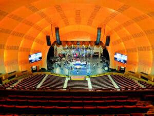 Radio City Music Hall en Nueva York
