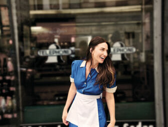 Tickets para Waitress de Sara Bareilles en Broadway - Fuera del restaurante