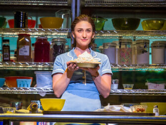 Tickets para Waitress de Sara Bareilles en Broadway - Sara Bareilles