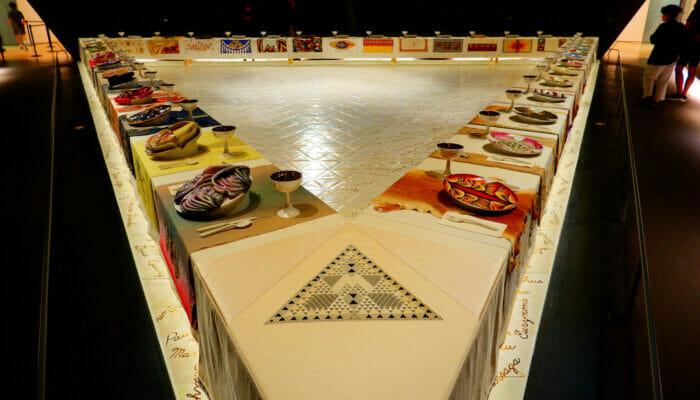Brooklyn Museum en Nueva York - The Dinner Party