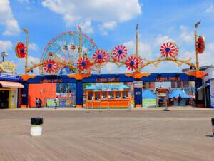 Tickets para Luna Park en Coney Island