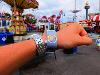 Tickets para Luna Park en Coney Island - Entrada