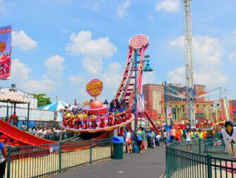 Tickets para Luna Park en Coney Island - Atracción