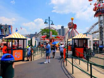 Tickets para Luna Park en Coney Island - Diversión