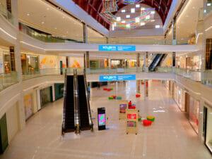American Dream Mall cerca de Nueva York