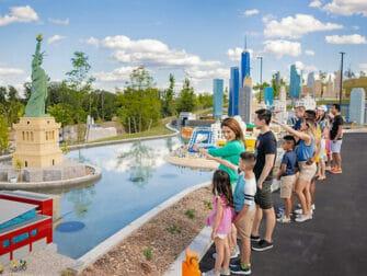 Tickets para LEGOLAND New York Resort - LEGO Miniland