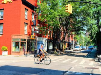 Manhattan en Nueva York - Greenwich Village