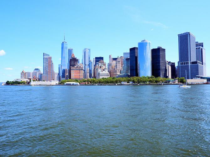 Manhattan en Nueva York