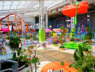 Tickets para Nickelodeon Universe cerca de Nueva York - Atracciones